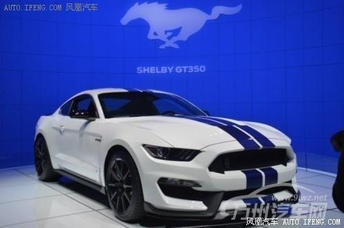 福特野马Shelby GT350约合32.6万起售高清图片