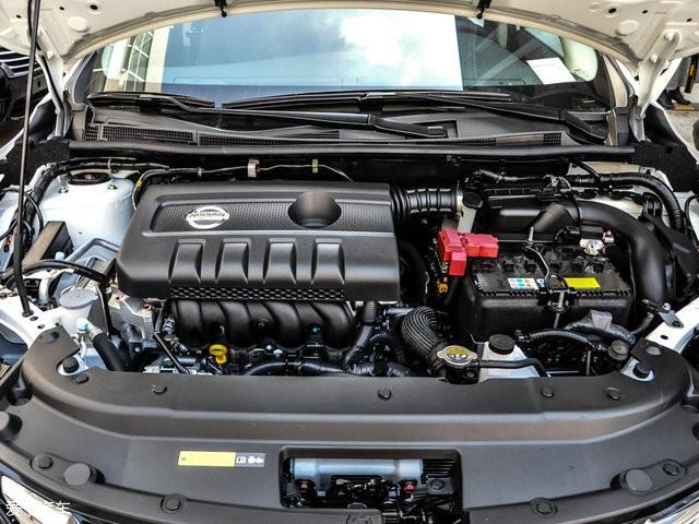 新款轩逸有1.6l和1.8l两款自然吸气发动机可供选择