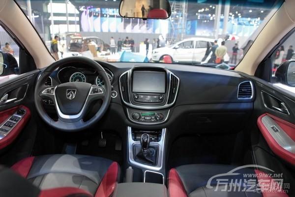宝骏560标配esc车身电子稳定控制