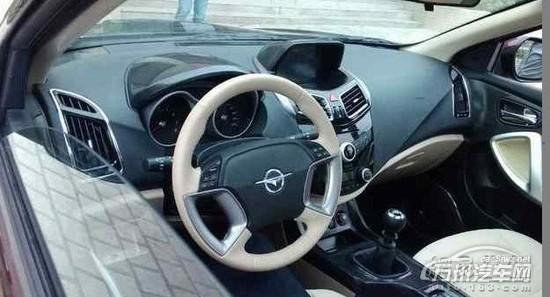 海马S5官方图发布 预售9.5万起高清图片